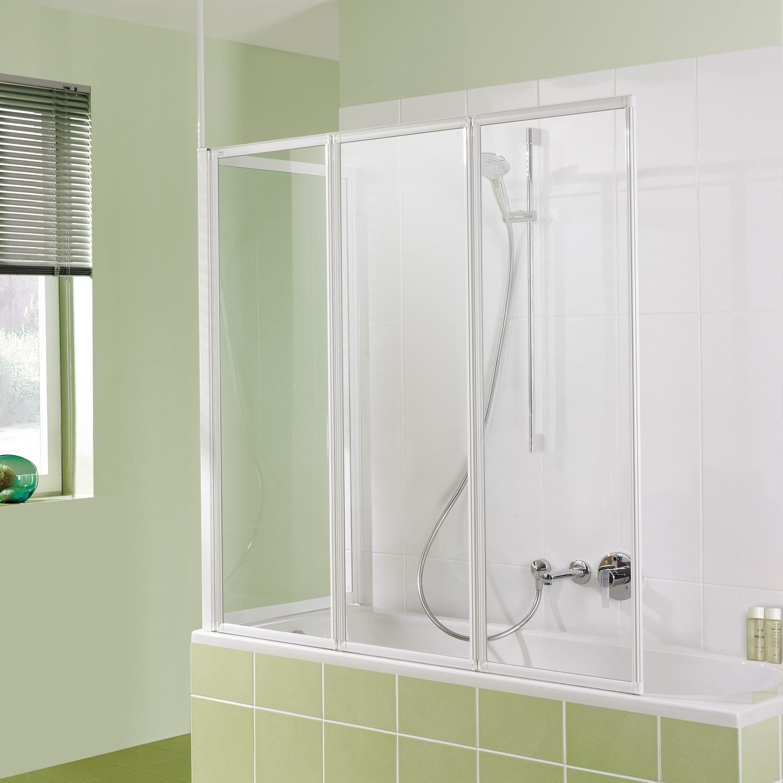 badewannenfaltwand 3 teilig badewannenfaltw nde produkte duschwelten. Black Bedroom Furniture Sets. Home Design Ideas