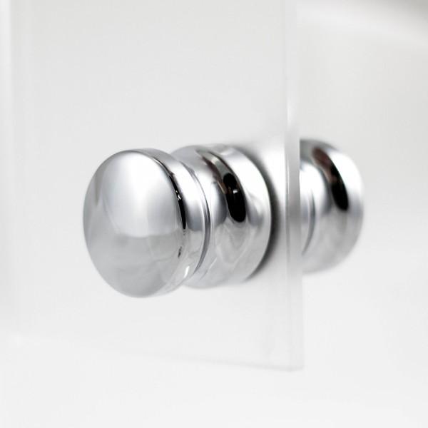 Knopfgriff für Duschtüre