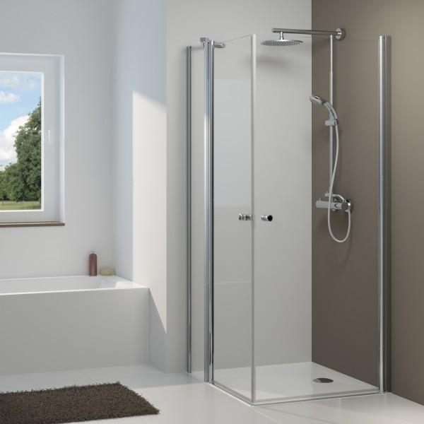 eckeinstieg kombination dreht r festteil links dreht r rechts mk 500 duschkabinen. Black Bedroom Furniture Sets. Home Design Ideas