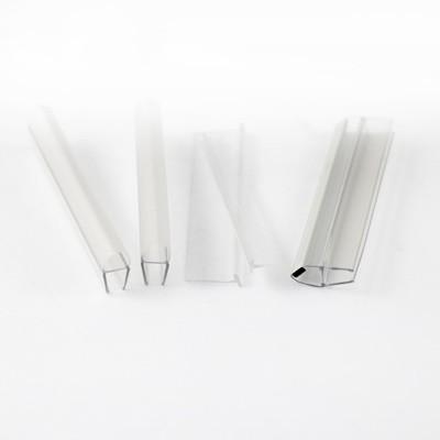 Dichtungsset für Duschabtrennungen, Diagonaleinstieg