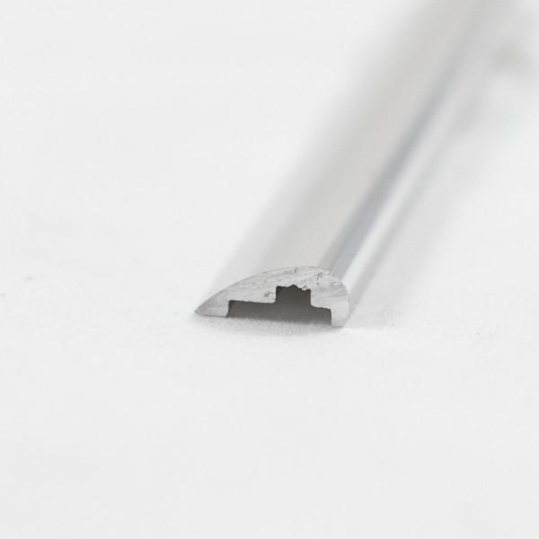 Schwallschutz, gebogen, waagerecht, R500, RD 2-tlg., 900x900 mm