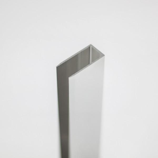 Wandanschlussprofil, gerade, senkrecht, 2040 mm,