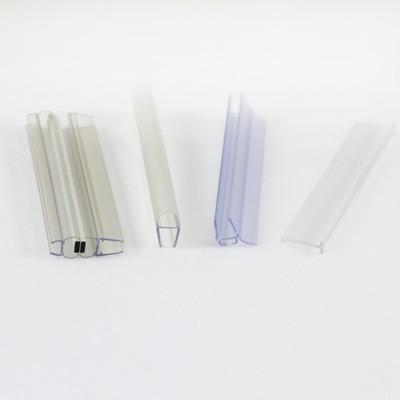 Dichtungsset für Duschabtrennungen, Drehtür Nische