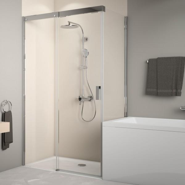 MK800 Badewannenseitenwand für Schiebetür