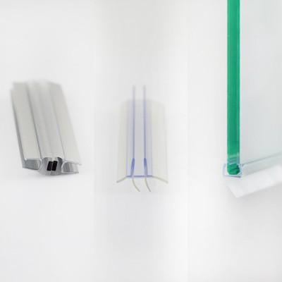 Dichtungsset für Duschabtrennungen, z.B. Runddusche