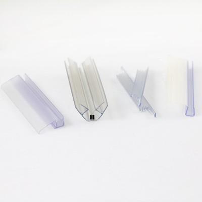 dichtungsset f r dusche schiebet r seitenwand soft silent 6 mm dichtungen ersatzteile. Black Bedroom Furniture Sets. Home Design Ideas