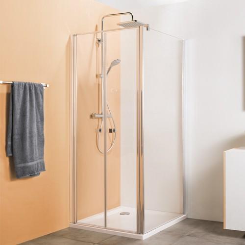 Pendeltür für Seitenwand oder Badewannenseitenwand