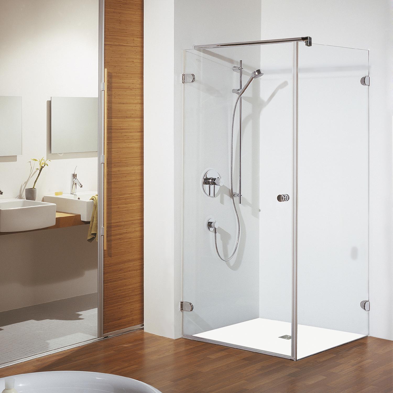 duschkabine mit dreht r seitenwand duschwelten. Black Bedroom Furniture Sets. Home Design Ideas