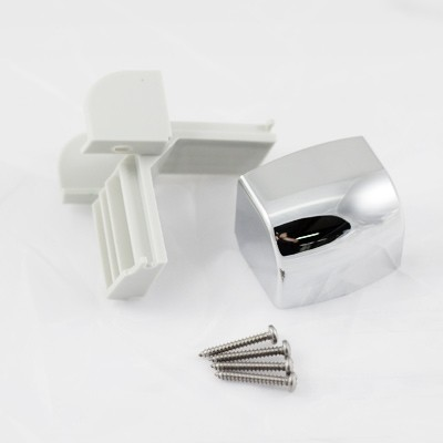 Eckverbinder Set für Duschabtrennungen