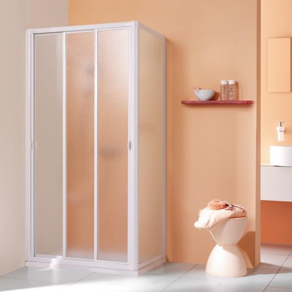 schiebet r f r nische oder seitenwand mk 400 duschkabinen produkte duschwelten. Black Bedroom Furniture Sets. Home Design Ideas