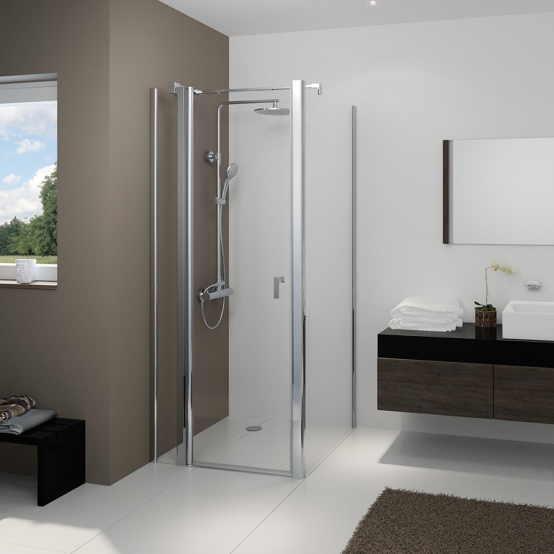 dreht r frontseitenwand f r seitenwand mk 500 duschkabinen produkte duschwelten. Black Bedroom Furniture Sets. Home Design Ideas