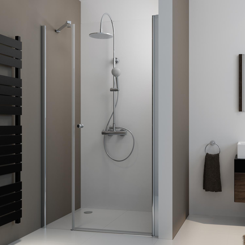 dreht r frontseitenwand f r nische anschlag rechts. Black Bedroom Furniture Sets. Home Design Ideas