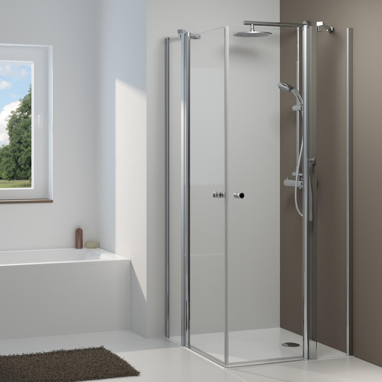 eckeinstieg dreht r 4 teilig mk 500 duschkabinen produkte duschwelten. Black Bedroom Furniture Sets. Home Design Ideas