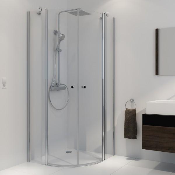 runddusche 4 teilig radius 500 mk 500 duschkabinen produkte duschwelten. Black Bedroom Furniture Sets. Home Design Ideas