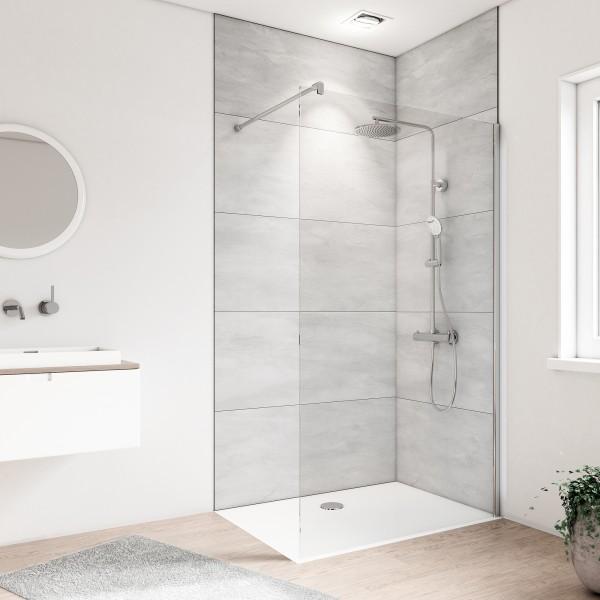 MK600 Duschwand alleinstehend