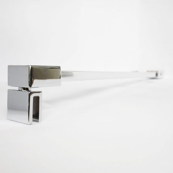 Stabilisator 45° beweglich, 1400 mm für Duschabtrennung