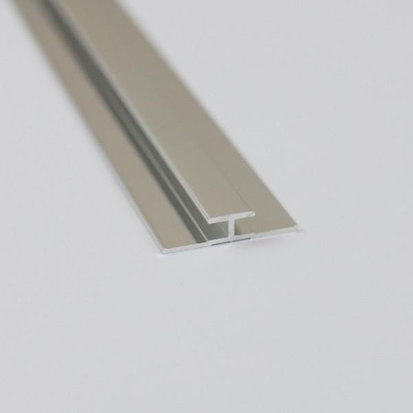 Verbindungsprofil für Duschrückwände, 2550 mm