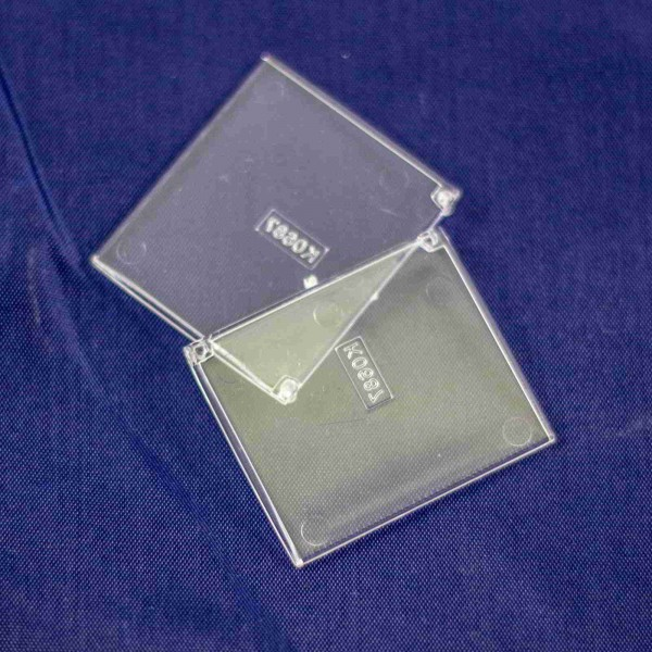 Profilabdeckkappen Set für Duschabtrennungen