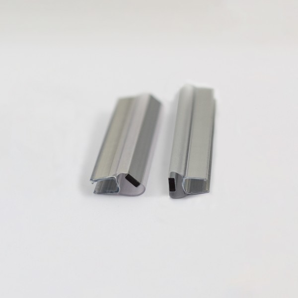 Magnetdichtungen 45° und 90° für 6 mm, Fünfeckdusche