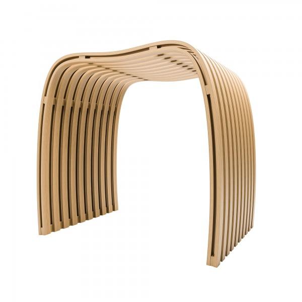 Bambus Badhocker